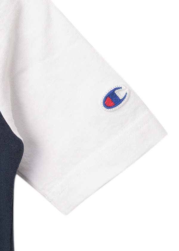 にゃー / キッズ にゃーとChampion KIDS / Tシャツ