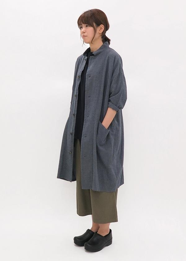 Plantation / C/Lチェック / シャツ羽織り