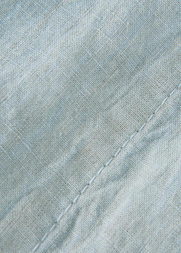Plantation / (N)Fine Linen / カーディガン