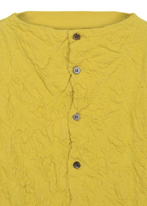Plantation / エッチングフラワー刺繍 / カーディガン