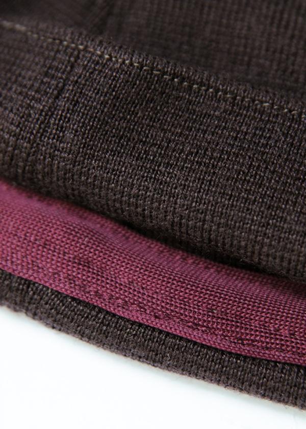 S Milano Rib knit cap