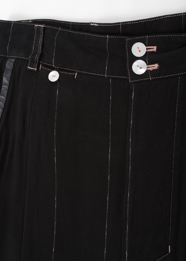S Kasuri Stripe - Pants