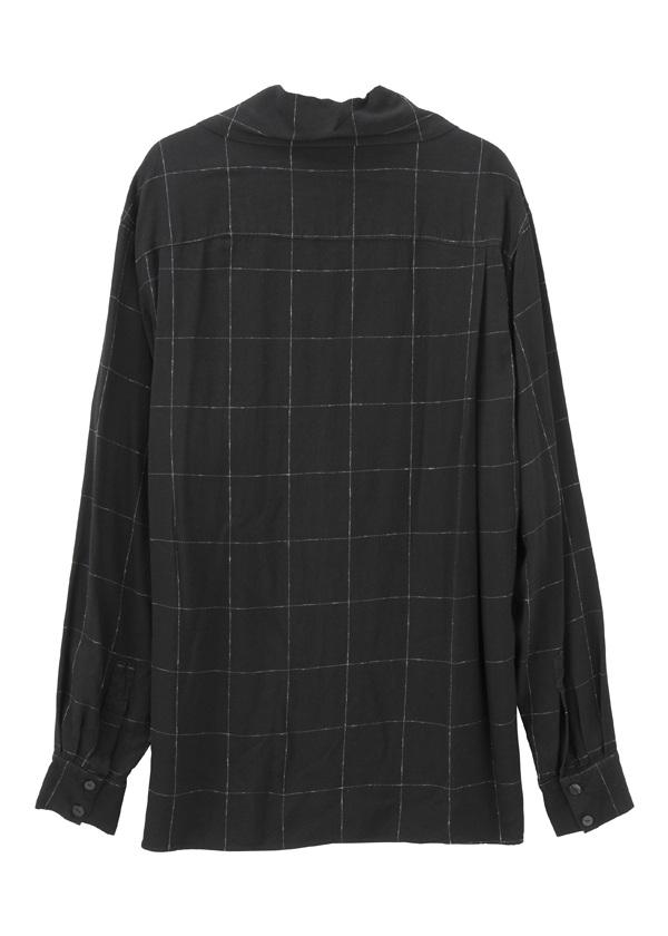 S Kasuri Check - Shirts