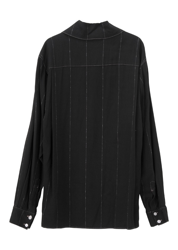 S Kasuri Stripe - Shirts