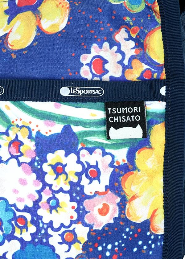 TSUMORI CHISATO / DANCING FLOWERS / ショルダーバッグ