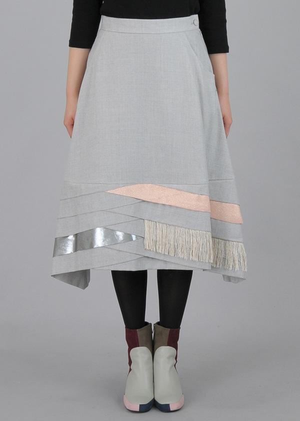 TSUMORI CHISATO / スーパーソフトアムンゼン / スカート