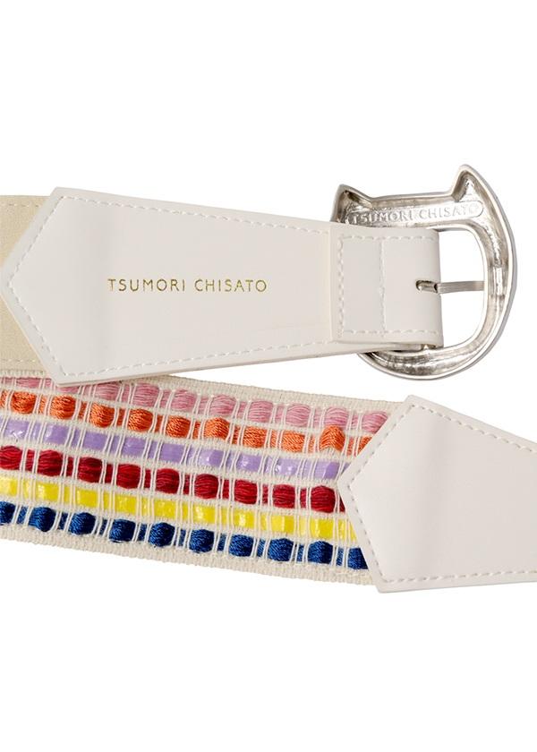 TSUMORI CHISATO / カラフルベルト / ベルト