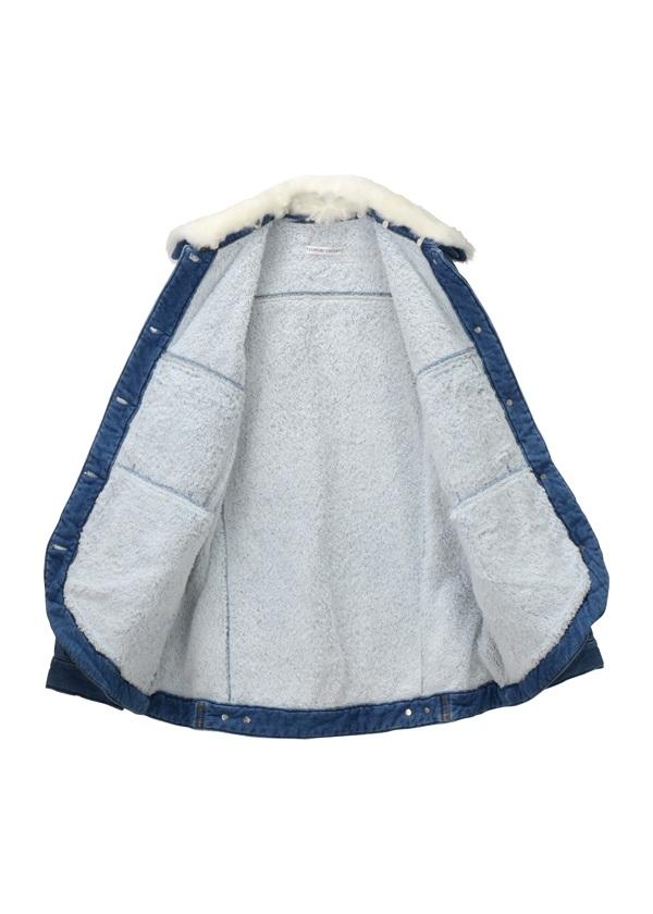 TSUMORI CHISATO / ボアデニム / デニムジャケット