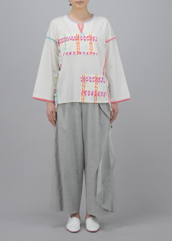 TSUMORI CHISATO / ストレッチモクロディ / カットソー