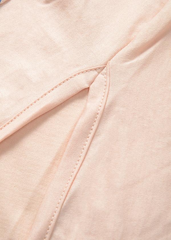 TSUMORI CHISATO / S ウェーブ&ガールT / Tシャツ