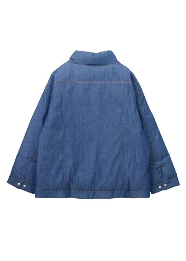 TSUMORI CHISATO / S デニムダウン / ダウンジャケット