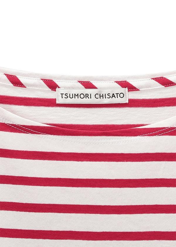 TSUMORI CHISATO / ボーダーピラミッドT / ワンピース