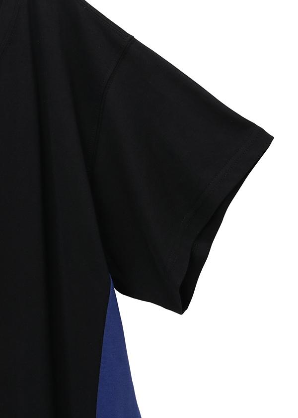 TSUMORI CHISATO / ラー&リボンプリントT / ワンピース