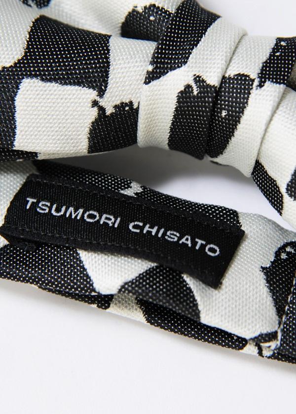 TSUMORI CHISATO / メンズ チェッカータイ / ネクタイ