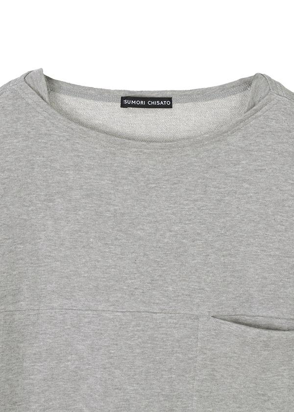 TSUMORI CHISATO / メンズ ギザストライプT / シャツ