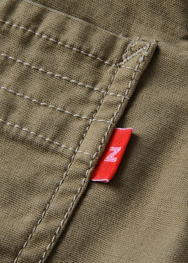 ZUCCa / (O) (D)BASIC STRETCH MILITARY / コート