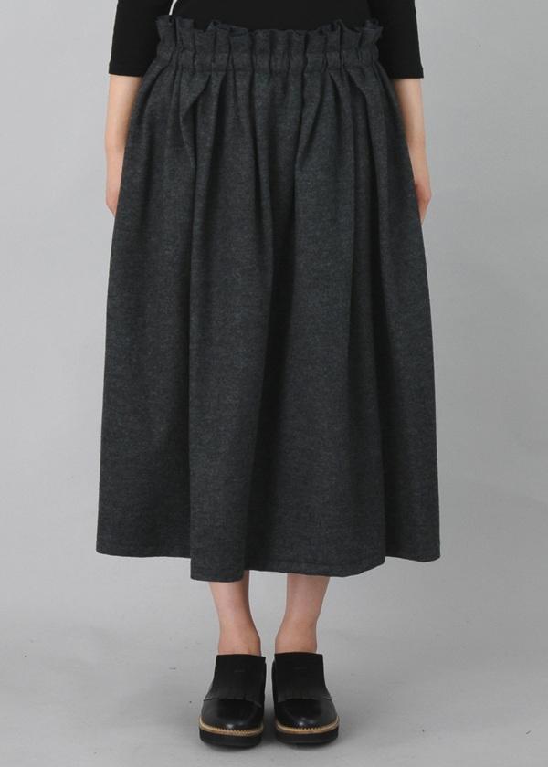 ZUCCa / ウールスムース / スカート