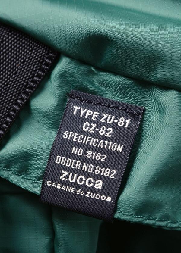 ZUCCa / S リップPEバッグ / リュック