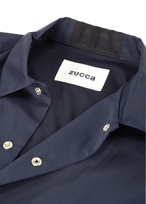 ZUCCa / タイプライターシャツ / ブラウス