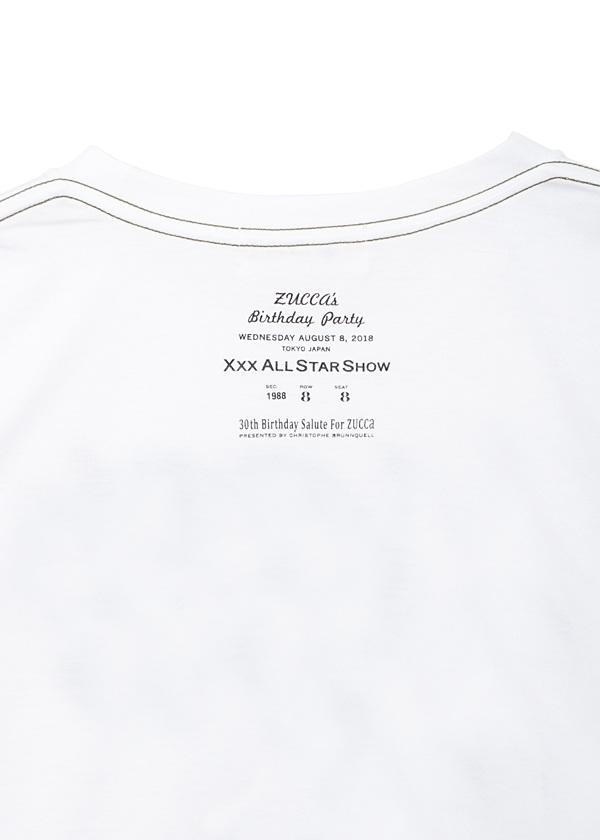 ZUCCa / BIRTHDAY PARTY / Tシャツ