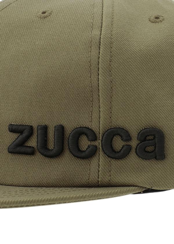 ZUCCa / ロゴキャップ / 帽子