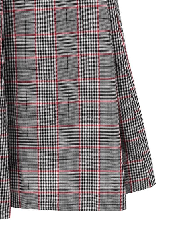 <先行予約> ZUCCa / ブリティッシュチェック / スカート