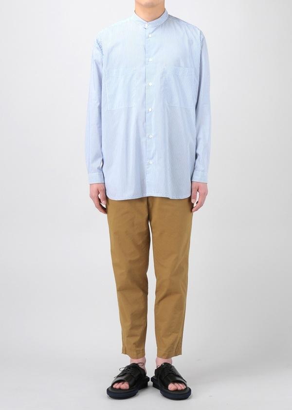 ZUCCa / S メンズ ストライプシャツ / シャツ
