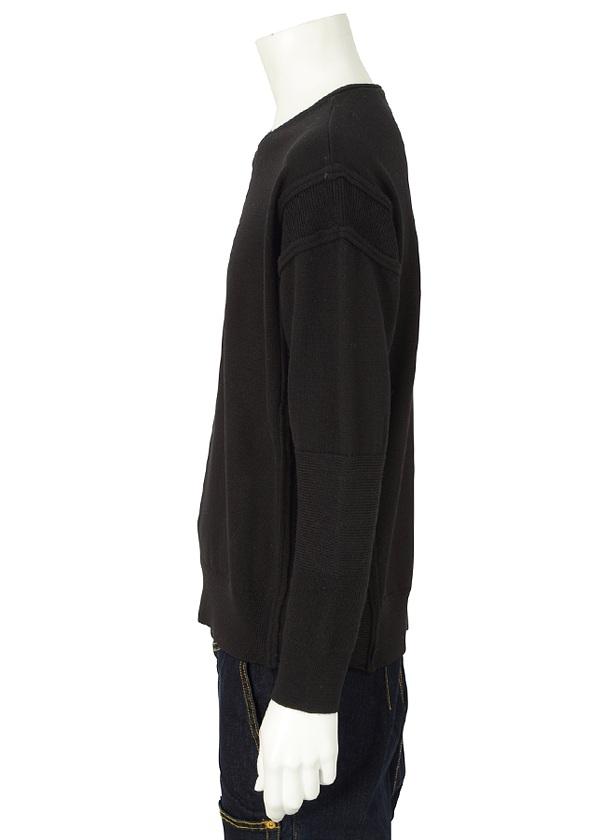 メルシーボークー、 / メンズ クロメルシーニット / セーター