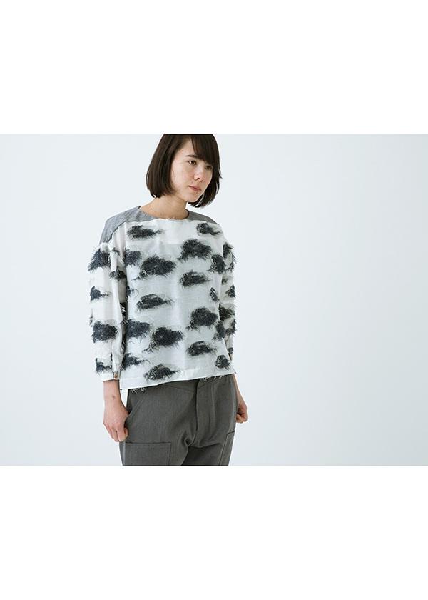 メルシーボークー、 / モケクモ / シャツ