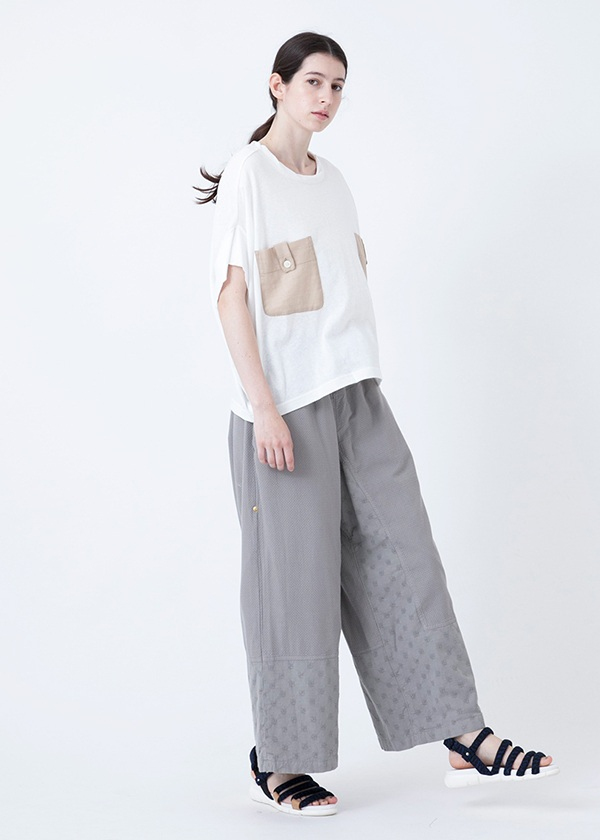 メルシーボークー、/ B:ポケティー / Tシャツ