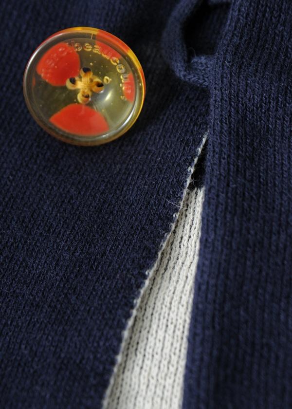 メルシーボークー、 / うらしまニット / 羽織り