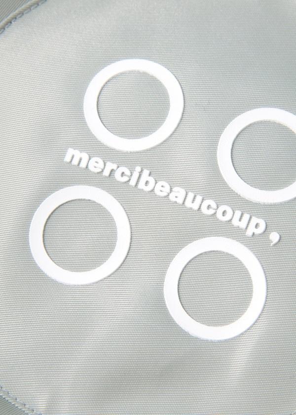 メルシーボークー、 / (O) ボタンエコバッグ / バッグ