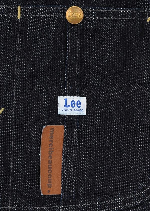 メルシーボークー、 / 【Lee×mercibeaucoup,】 Leeデニポケトート / トートバッグ