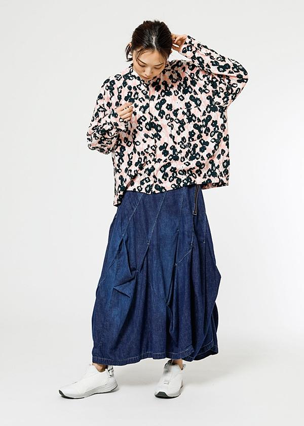 メルシーボークー、 / ハナシャツ / ブラウス