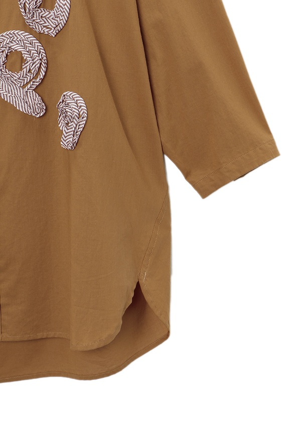 メルシーボークー、 / B:わロゴレース / シャツ