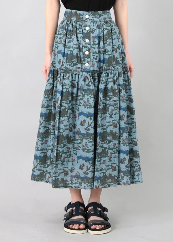 ネ・ネット / 森のピクニック / スカート
