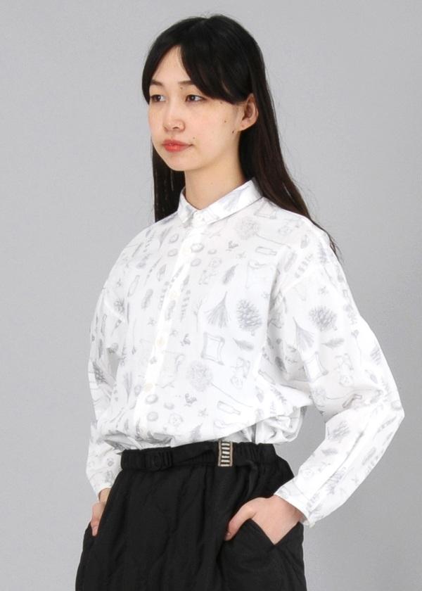ネ・ネット / ヒュッテシャツ / シャツ