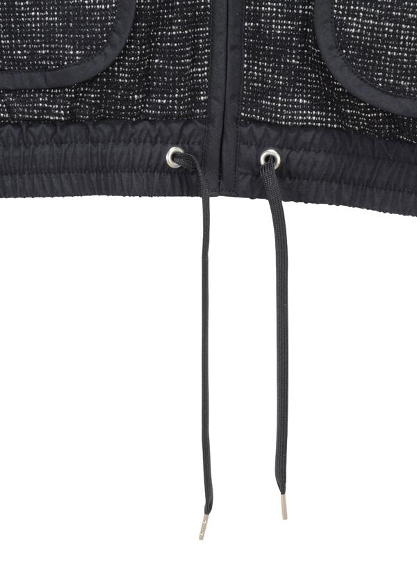 ネ・ネット / S ツイードジャージ / 羽織り