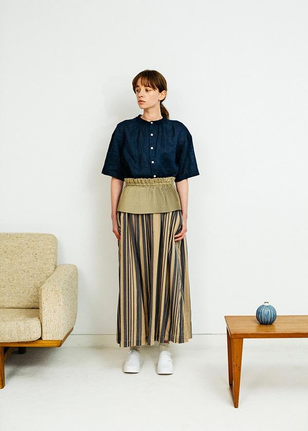 ネ・ネット / S ランダムストライプ / スカート