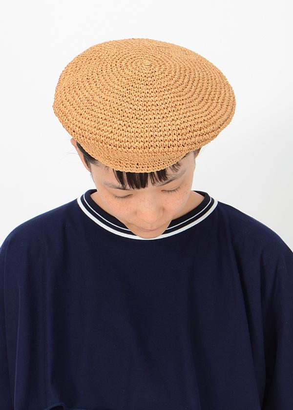 ネ・ネット / ペーパーベレー / 帽子