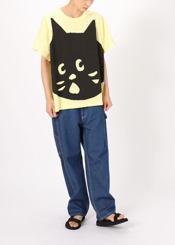 にゃー / GF びっぐにゃー T / Tシャツ