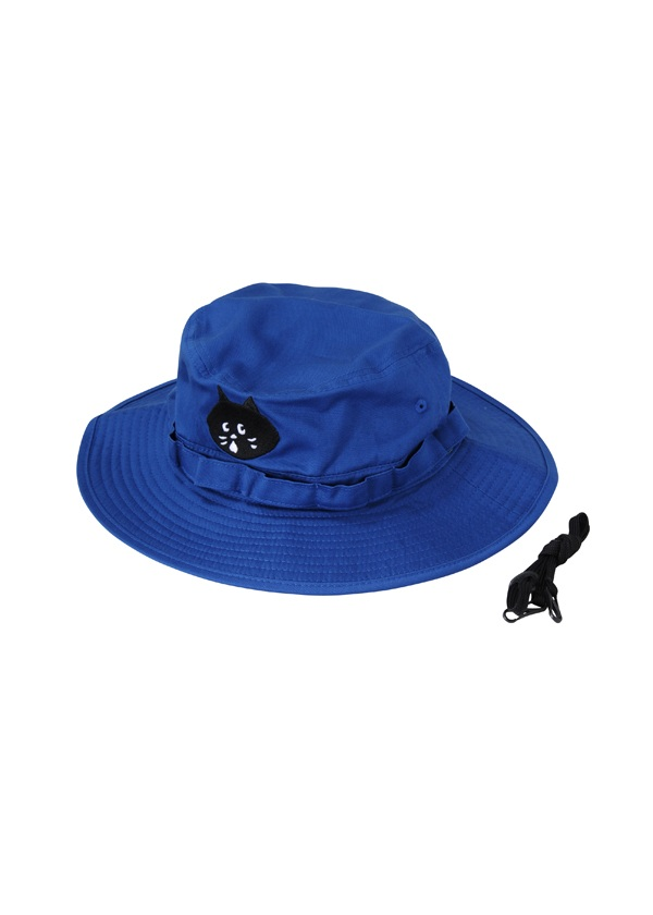 にゃー / にゃーサファリハット / 帽子