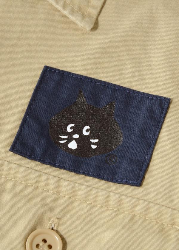 にゃー / S ボイスカにゃーシャツ / シャツ