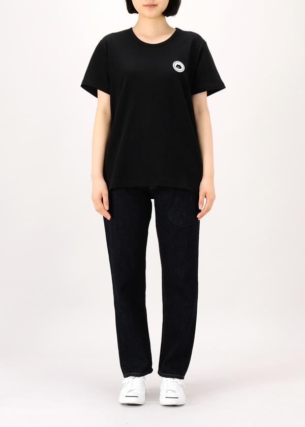 にゃー / にゃーin round T / Tシャツ