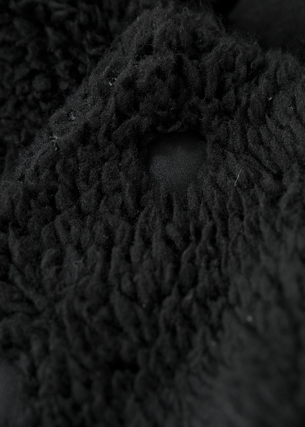 にゃー / キッズ にゃーベビーボア / 羽織り
