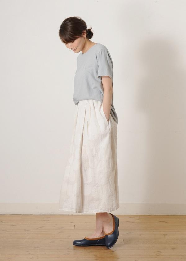 Plantation / S ペーパーフラワーJQ / スカート