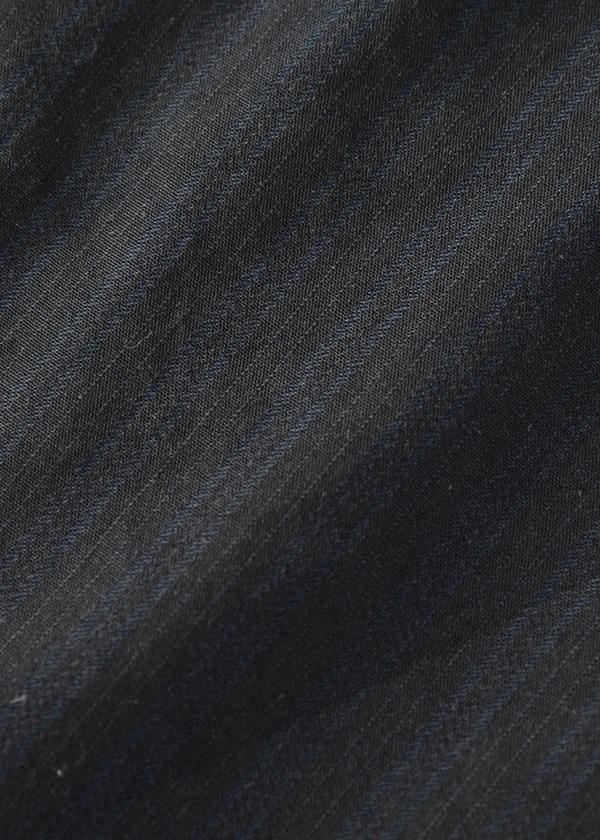 S shadow stripe fabric-t