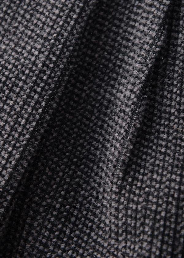 S Wool corduroy - 5 pockets pant