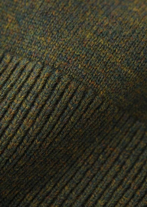 S I'M HERE  jacquard knit