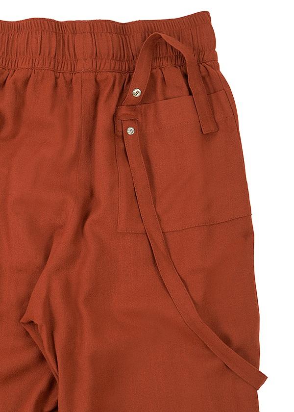 S Wool Wide Pants